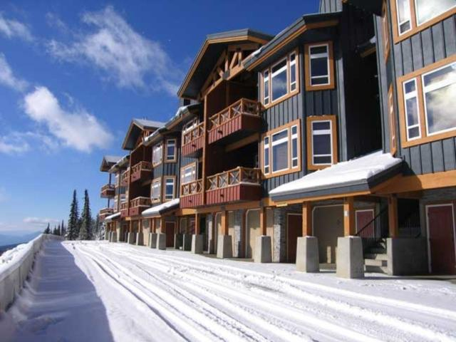 Fabulous Condo with 2 BR & 2 BA in Big White (#11 - 7650 Porcupine Road TIMBRD11) - Image 1 - Big White - rentals