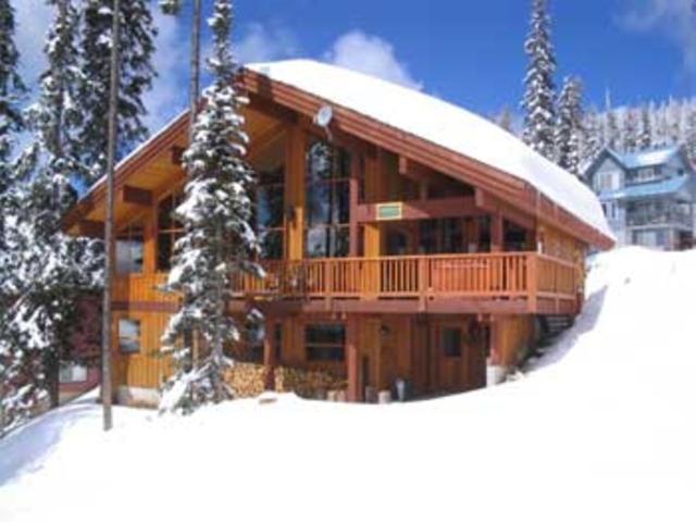 Crystal View Chalet CRYSTLVW - Image 1 - Big White - rentals