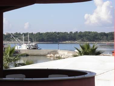 A12(2+2): terrace view - 2710 A12(2+2) - Vir - Vir - rentals