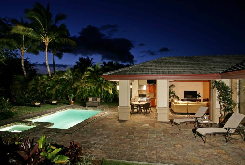 Welcome to Ali'i Villa! - Beautiful Villa w/ Pool, Hot Tub, Beach Club, Golf - Kamuela - rentals