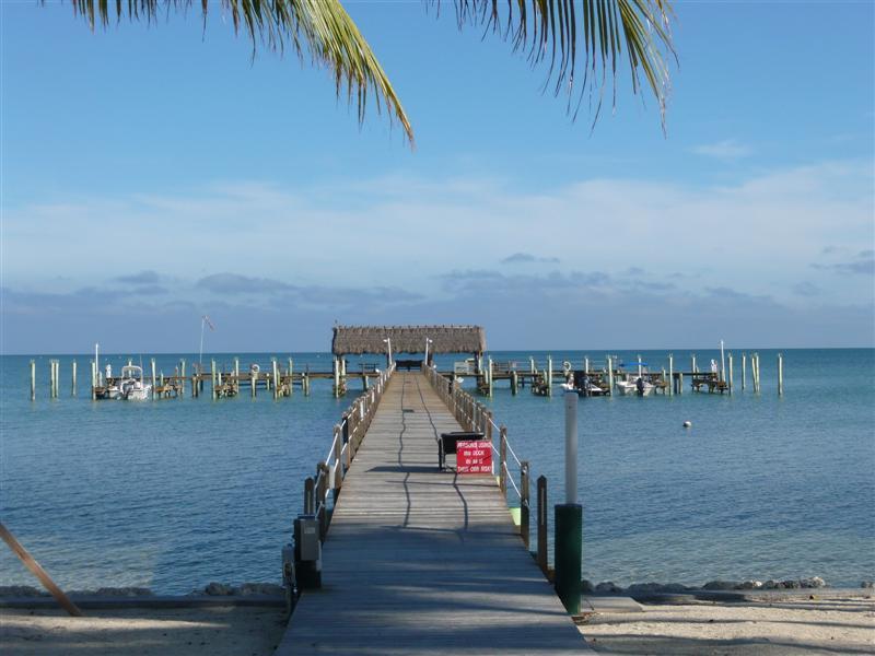 Dock - BEACON REEF 314 - Islamorada - rentals