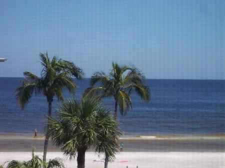 View from Sundial B407 - Beachfront Sundial B407, panoramic Gulf views - Sanibel Island - rentals