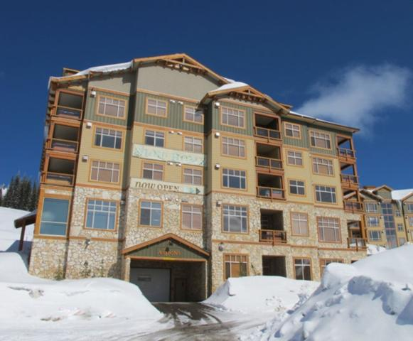 Heavenly Condo in Big White (#4-202-7700 Porcupine Rd,Bld 4 ASPEN202) - Image 1 - Big White - rentals