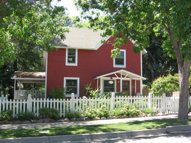 9th street - Emily's House Downtown, vacation rental  Paso Robles - Paso Robles - rentals