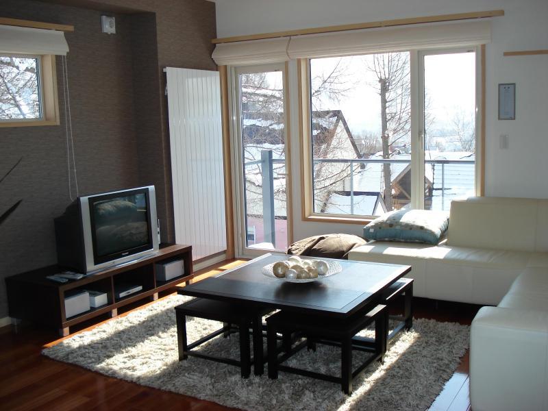 Lounge Area - Yuki Yama 4 - Niseko-cho - rentals