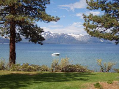 Nice House with 3 Bedroom/3 Bathroom in Lake Tahoe (027a) - Image 1 - Lake Tahoe - rentals