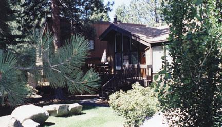 Charming House in Lake Tahoe (039b) - Image 1 - Lake Tahoe - rentals