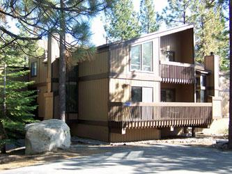 Picturesque House with 3 BR, 3 BA in Lake Tahoe (100a) - Image 1 - Cave Rock - rentals