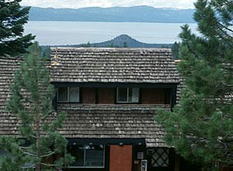 Wonderful House with 2 Bedroom, 2 Bathroom in Lake Tahoe (239a) - Image 1 - Lake Tahoe - rentals
