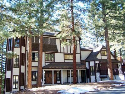 Idyllic House with 6 BR/5 BA in Lake Tahoe (280) - Image 1 - Cave Rock - rentals