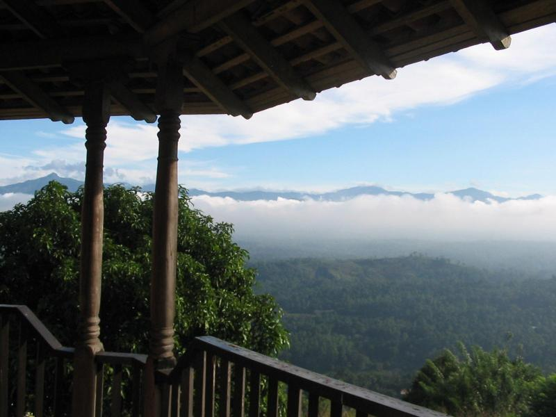 View from the house - House On The Rock -Kandy, Sri Lanka - Kandy - rentals
