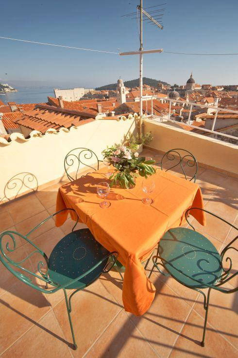 Terace - Vila Mila - Dubrovnik - rentals