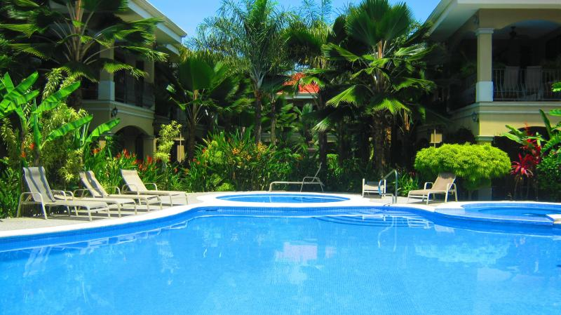 Pool - Brand new Luxury Condos - Perfect location - Jaco - rentals