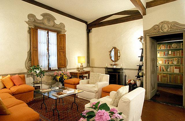 Palazzo Antellesi | High-End Rental | MIRAVISTA - Image 1 - Florence - rentals
