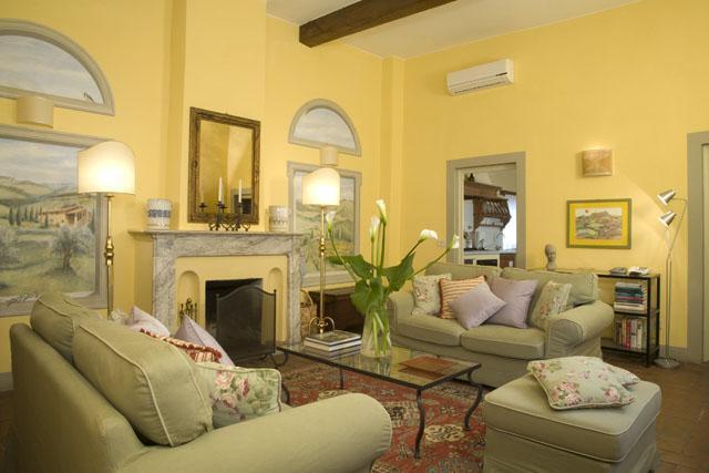 Palazzo Antellesi - Apt. CASA TOSCANA - Image 1 - Florence - rentals