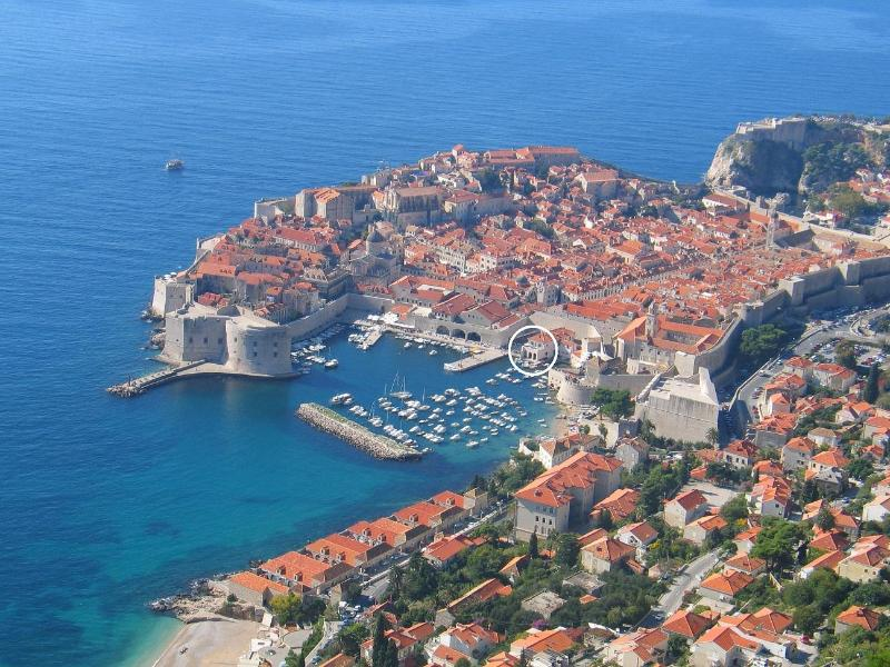 Located in the heart of Dubrovnik - Old Town Port - Dubrovnik Old Town Port Terrace Apartment - Dubrovnik - rentals
