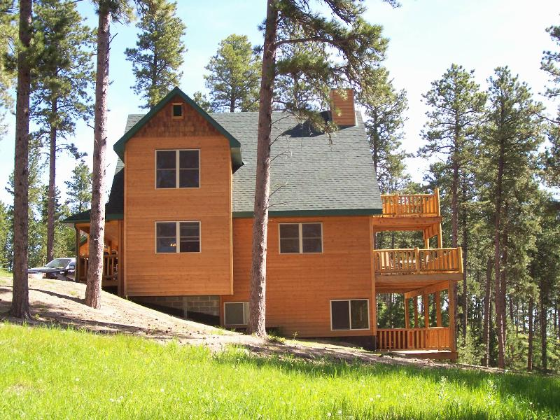 Big Sky from the south - Great Black Hills Vacation cabin - Lead - rentals