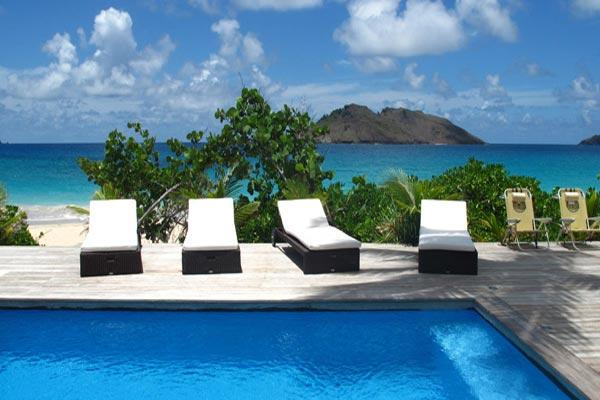 Lovely villa ideally located on Flamands beach WV VDD - Image 1 - Saint Barthelemy - rentals