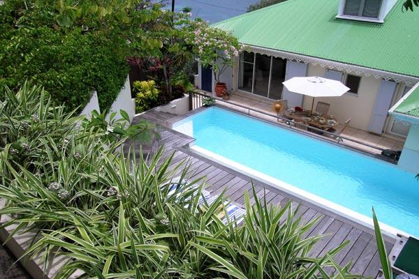 Hideaway blending contemporary with traditional Caribbean elegance WV CEC - Image 1 - Marigot - rentals
