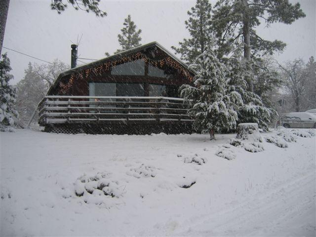 Sunny Cabin with Views and Privacy - Sunny Cabin w/ Views-Near Lake & Slopes - Big Bear City - rentals