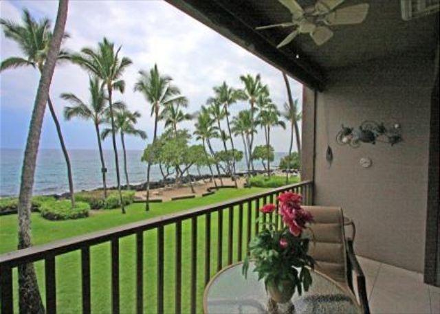Kona Isle E23 DIRECT OCEAN FRONT $90.00 special May 18th-30th! - Image 1 - Kailua-Kona - rentals