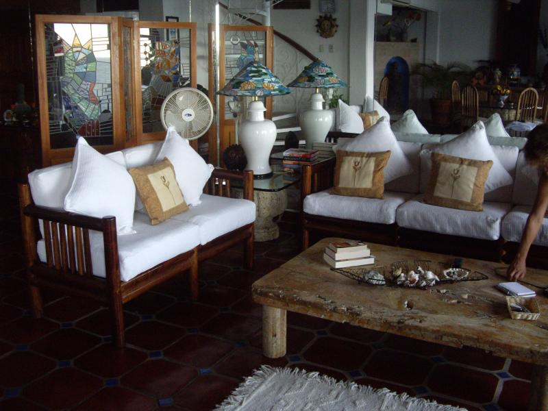 Living room - Luxury Property in Puerto Vallarta 2br 2.5 bath - Puerto Vallarta - rentals