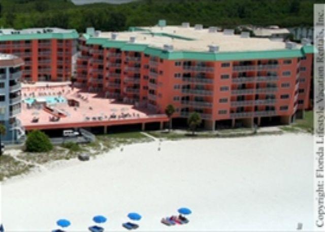 Beach Cottage Condominium 1112 - Image 1 - Indian Shores - rentals