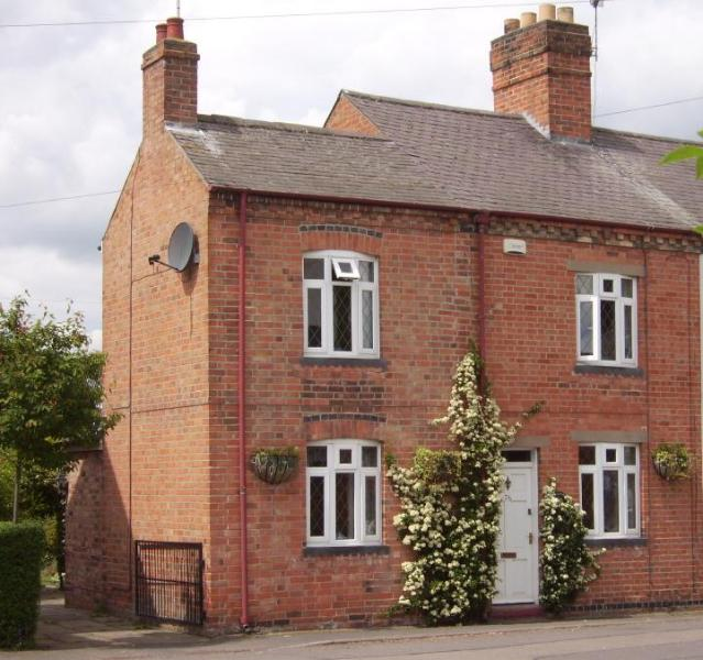 Cottage Front - Kingfisher Cottage - Leicestershire - rentals