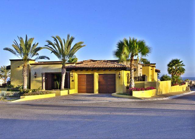 EXTERIOR - Villa Gracia 5bdrm turn key rental with staff & services - Cabo San Lucas - rentals