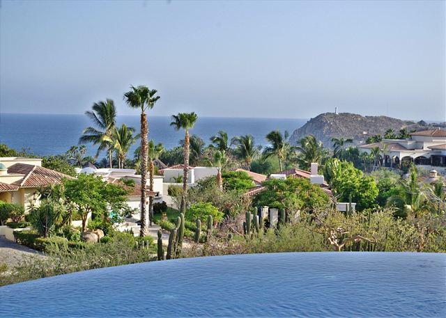 Great ocean views - Casa Juan Miguel, 4bdrm ocean view home with discounted golf for guests - Cabo San Lucas - rentals