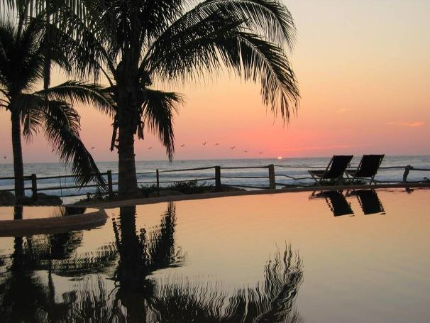 Your sunset view - Casa Viva Troncones - Eco-Luxe, Paradise Found - Troncones - rentals