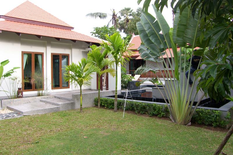 VILLA & GARDENS - Villa Siam - Luxury  3 Bedroom Private Pool Villa - Nai Harn - rentals
