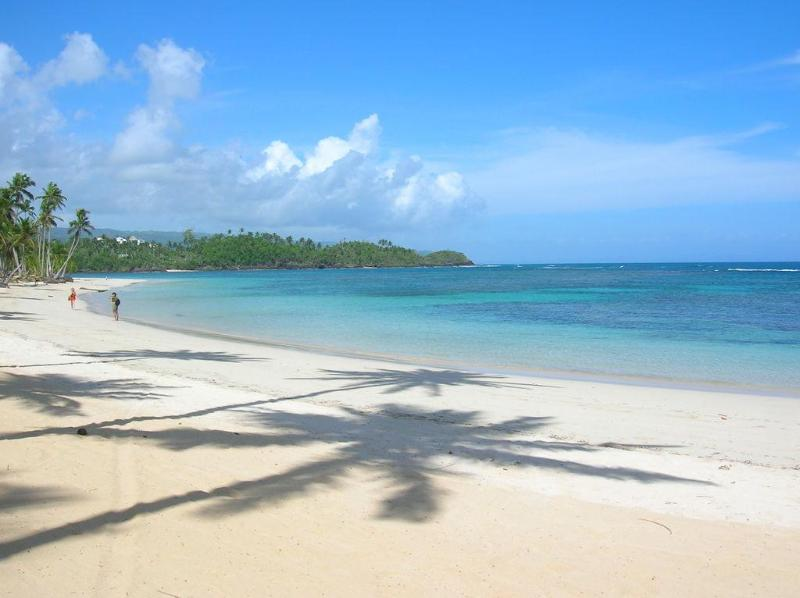 Playa Ballenas, 2 minutes away from the villa - Creole styled Villa, 2 minutes away from the beach - Las Terrenas - rentals