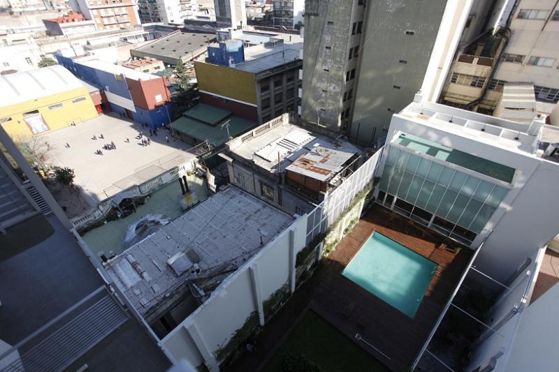 High-Ceiling San Telmo Loft with Balcony, Pool, Sauna, BBQ (ID#1791) - Image 1 - Buenos Aires - rentals