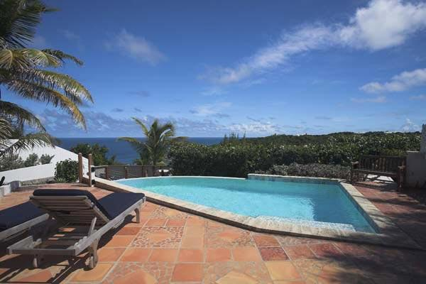 Modern villa facing the ocean, perfect for honeymooners WV BON - Image 1 - Pointe Milou - rentals