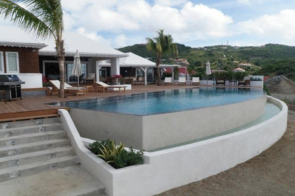 Within walking distance of town and Shell Beach WV HCH - Image 1 - Gustavia - rentals