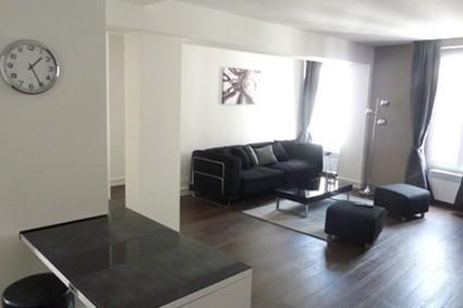 Nice Condo with 2 Bedroom-1 Bathroom in Popincourt - Image 1 - Paris - rentals