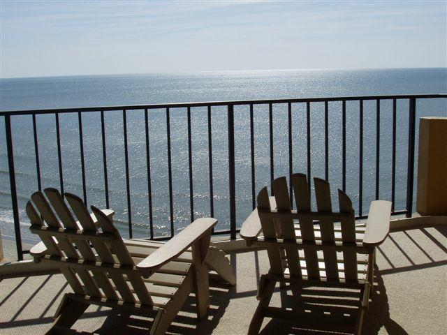 Your Balcony View from #911 - Family Vacation Rentals, Ltd. Oceanfront Resort - Myrtle Beach - rentals