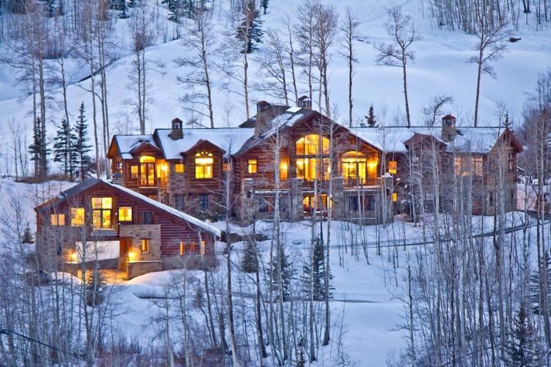 Ski-in and Ski-out Russell Estate - RUSSELL ESTATE - Telluride - rentals