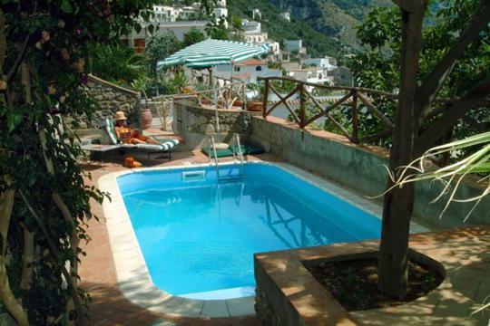 VILLA ARISTIDE - Image 1 - Praiano - rentals