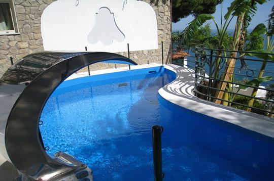 VILLA DEL PINO - Image 1 - Positano - rentals