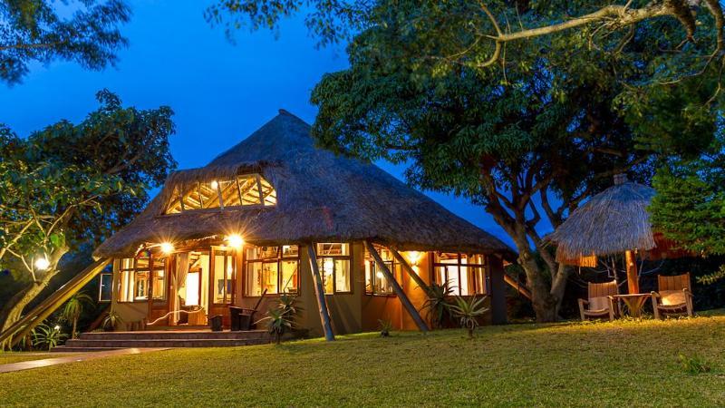 Nahyeeni main house - Nahyeeni Lodge, Inhaca Island, Mozambique - Inhaca Island - rentals