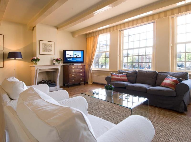 Living room - Haarlem City Suites De Oude Waegh - Haarlem - rentals