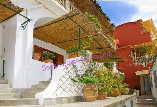 APPARTAMENTO AMANDA - AMALFI COAST - Positano - Image 1 - Positano - rentals
