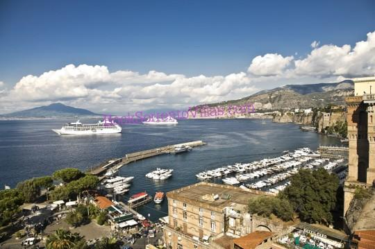 APPARTAMENTO PORTO B - SORRENTO CENTRE - Sorrento - Image 1 - Sorrento - rentals