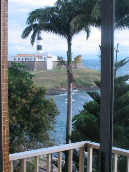 Veranda by the ocean - Image 1 - Salvador - rentals