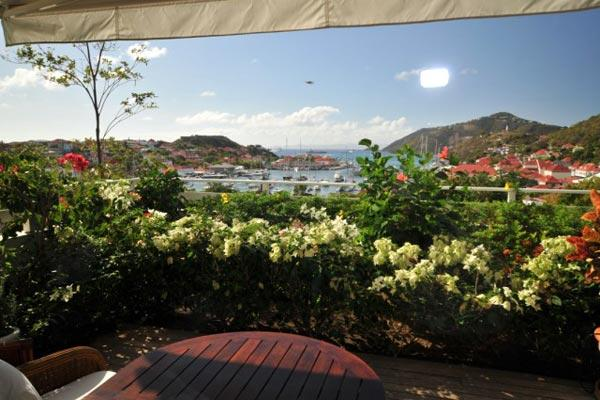 Perfect location with view over Gustavia & year-round sunsets WV SET - Image 1 - Gustavia - rentals