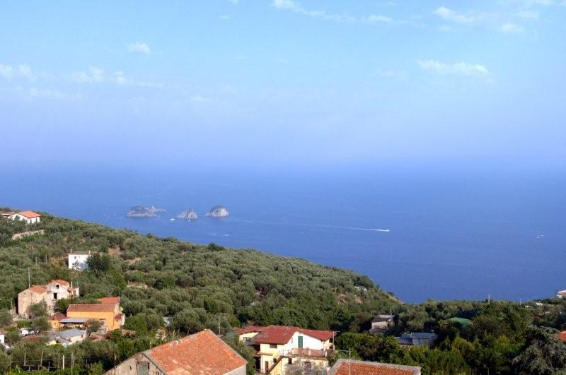 Reserved & Elegant, overlooking Naples and Salerno - Image 1 - Massa Lubrense - rentals