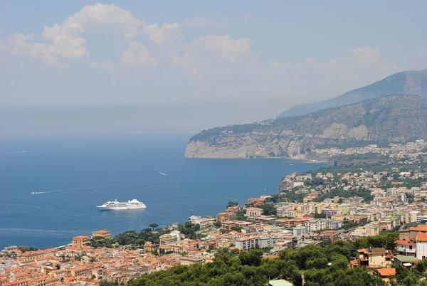 Priora,Villa 150 mt.sq. with terraces and garden - Image 1 - Sorrento - rentals