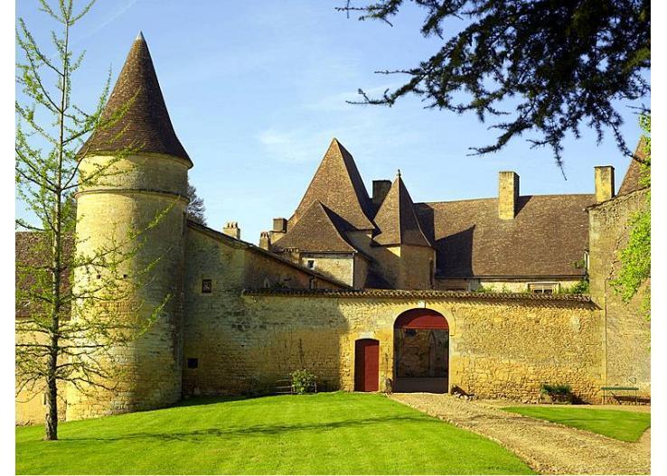france/dordogne/chateau-de-la-beauly-estate - Image 1 - Cadouin - rentals